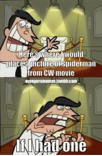 <p>I admit I'm like him right now 😂😂</p>: Heresswherelwould  Solacea picture of spiderman  from CW movie  avengersmemes.tumblr.com <p>I admit I'm like him right now 😂😂</p>
