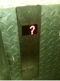 heretic-b1aksh3ep:  jaa-ne:  I would be a little bit terrified  i would be absolutely terrified why the fuck would an elevator even have a question mark? where the fuck am i going, to the riddlers fucking bachelor pad??    OR MYSTERIONS!: heretic-b1aksh3ep:  jaa-ne:  I would be a little bit terrified  i would be absolutely terrified why the fuck would an elevator even have a question mark? where the fuck am i going, to the riddlers fucking bachelor pad??    OR MYSTERIONS!