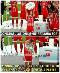 Memes, Soccer, and Congratulations: Hermes  CONGRATULATIONS PHILIPP LAHM FOR  Hermes  ball  WINNING HIS BTH BUNDESLIGA TITLE WITH  BAYERNANDHISALASTONE AS A PLAYER Philip Lahm 🔥🔥🔥 @instatroll.soccer