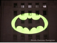Batman, Instagram, and Memes: Heroic Gateway/Instagram The bat-signal lights up Los Angeles in honor of Adam West Source: LATimes AdamWest Batman BruceWayne BatmanandRobin dccomics dcextendeduniverse JusticeLeague BatmanvSuperman DawnofJustice MichaelKeaton ChristianBale ValKilmer GeorgeClooney BenAffleck heroic_gateway @heroic.gateway