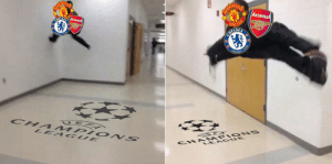 The floor is the qualification for UCL next season  Man Utd, Arsenal & Chelsea: https://t.co/05gogywU3D: HES  Arsenal  ELSE The floor is the qualification for UCL next season  Man Utd, Arsenal & Chelsea: https://t.co/05gogywU3D