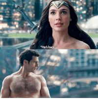 "Superman or Wonder Woman?: He's back"" Superman or Wonder Woman?"