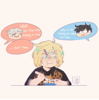 Memes, 🤖, and Yoi: He's Practical  inhaling his food!  I don't know  why is he  holding his  like that...  Ani IVE BEEN THINKING ABOUT THIS SINCE I SAW THAT OFFICIAL ART,,,, yuriplisetsky yuurikatsuki victornikiforov yurionice yoi victuuri victuri fuckindork