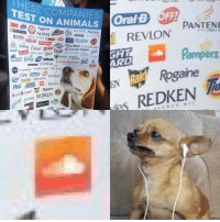 Soundcloud are fucken barbarians.: HESE COMPANIES  EST ON  ANIMALS Oral-3 OFF!  PANTENE  Boss  OSS BANDAD: : : tme ©關20 et  ACUVUE Aveeno  AXE AVON  WCK  @  REV  凰Doury Doe praia DG crest oNSEL  ChapStick COERGIR  ganfabr甦(/e Gilleae@rNneng.tgh.. LATER 1  shouders  LOREAL  MAYBELLINE OldS  ARD  LISTERINE  Rogaine  KEN T  REVION PANTENE  e REDKEN Soundcloud are fucken barbarians.