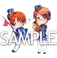 Af, Amazon, and Click: hetaliabuyblog: hetaliabuyblog:  Hetalia Character Song: CD The BEST Volume 1 Cover Jacket Revealed! MSRP: 2,600 yen for regular edition, 3,000 yen for animate limited edition. Prices do not include tax.Release Date: July 5th, 2017 Available for pre-order via  CDJapan  (purchasing from CDJapan helps financially support this blog)  andAmazon JP. The Animate limited edition includes 2 bonus can badges based on this artwork and can be pre-ordered via Animate International.Tracklist can be found via the official Hetalia website.   Jacket design for all 3 CDs have been revealed!  This additional CD Jacket and Can Badge set is only available through the Animate limited edition version. Tracklist can be found via this article.