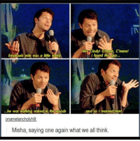 Memes, 🤖, and Impala: Hey Cindy! C mere, C mere!  i found  thi guy...  Emanuels wife was a little weird  he was walking naked in the Woods  and so I married him  onamelancholyhill  Misha, saying one again what we all think. supernatural spn spnfamily castiel mishacollins cockles destiel deanwinchester samwinchester marksheppard crowley jensenackles jaredpadalecki winchester sabriel twistandshout osricchau superwholock bobbysinger teamfreewill fandom markpellegrino impala casifer alwayskeepfighting akf tumblr robbenedict chuckshurley spncast