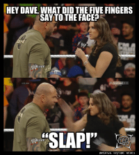 UNITYYYYY...! :D  Breaking Kayfabe Memes: HEY DAVE WHAT DID THE FIVE FINGERS  SAY TO THE FACE?  WLIVE  Sky SPORT  HD  SE RAW  IN LIVE  BREAKING KAYFABE MEMES UNITYYYYY...! :D  Breaking Kayfabe Memes