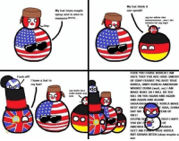 America has the best hat, and don't let anyone tell ya otherwise. http://polandballmemes.pl/img.php?id=111  ~SamCulper: Hey,  Fuck off!  I have a hat in  my hat!  My hat loves maple  syrup and is nice to  everyone Mostly...  Jeg skulle bare  skide draebe mig  My hat think it  can speak!  Jeg har maske ikke  men det  Kalmarunionen  mindste har jeg lego!  FUCK YOU FARSE KOREA! I AM  HATE YOU! YUO ARE HAVE SMERR  OF CRAPHTARIST PIG SHIT! TRUE  KOREA, ONRY KOREA! AMERICAN  WHORE! CHINA (wait, no) I AM  MAKE NUKE SO I WILL DO THE  KILL ON YOU AGAIN AND AGAIN  AND AGAIN AND AGAIN!  E KOREA MAKE  BEST JO  F ASIA, CHINA  SAY SO!  EAR OF  RIFE!  YOU! I HOPE  STUPID BI  YOU DIE  AMERICA  HAHA  SEE? AM FU  RUE KOREA  NOT CHINAS BITCH (okay maybe a  bit America has the best hat, and don't let anyone tell ya otherwise. http://polandballmemes.pl/img.php?id=111  ~SamCulper