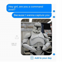 How to get laid 🙌: Hey girl, are you a command  post?  Because I wanna capture you  www.rebellegion.  UNILA  GAMING  Add to your day How to get laid 🙌