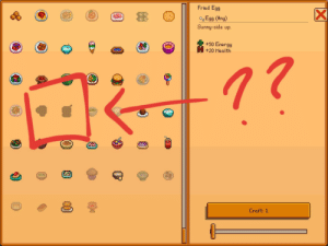 Hey guys. What are these two recipes and where can I get them? I'm trying to unlock all the cooking recipes and these are my last two. I'm afraid The Queen of Suace is not giving me any new episodes lol: Hey guys. What are these two recipes and where can I get them? I'm trying to unlock all the cooking recipes and these are my last two. I'm afraid The Queen of Suace is not giving me any new episodes lol