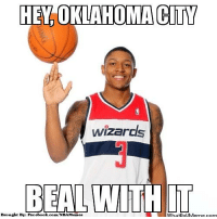 Bradley Beal & Wizards Nation BEAT Thunder Nation!
