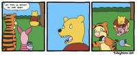 Winnie the Pooh IRL: HEY POOH, WE BROUGHT  YOU SOME HONEY!  tubey toons.com Winnie the Pooh IRL