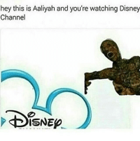 These comments bout to be lit 😎🙏🏻: hey this is Aaliyah and you're watching Disney  Channel These comments bout to be lit 😎🙏🏻