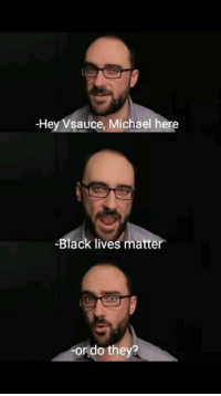 <p>Scientists say dark matter constitutes 70% of the universe, how come it constitutes 110% of the crime.</p>: -Hey Vsauce, Michael here  -Black lives matter  or do they? <p>Scientists say dark matter constitutes 70% of the universe, how come it constitutes 110% of the crime.</p>