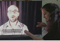 Michael, Hey, and Fingers: Hey, Vsauce. Michael here  Where are vour fingers? Cursed Message
