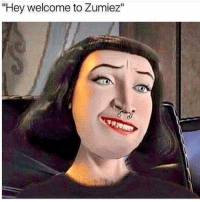 """Funny, Hot Topic, and Hot: """"Hey welcome to Zumiez"""" More like the hot topic niggas"""
