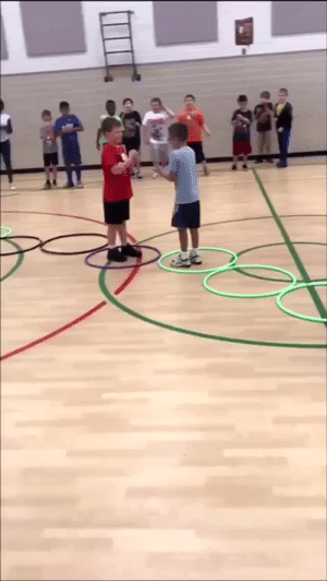 Espn, Shit, and Target: heymomlookimadeablog:  scoutinlove:  kingjaffejoffer:  fineapplemango:  thelovelybones124:  localstarboy:  Ok but I wanna play 😭☹️  Me too 😭  This needs to be on ESPN  Why this shit look fun as fuck?   This looks awesome oh shit!!!!   I was on the EDGE of my seat