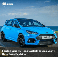 Head, Memes, and News: HH) NEWS  AVT 8I0  Ford's Focus RS Head Gasket Failures Might  Have Been Explained Via @carthrottlenews - Amazingly, the head gasket failure issues that Focus RS owners have been having could be down to Ford having fitted the wrong gasket in the first place...