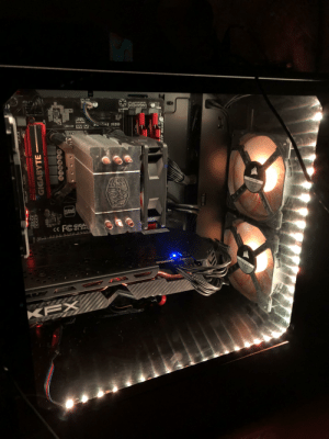 Hi I just sold my old 450$ build (I5 4460, rx 580) for 560$ so I can build my more expensive build for HL ALYX and wanna know from the people here if I got a good deal on my parts so I feel good abt a deal... Ryzen 7 2700x w/prism(179$) gigabyte 5700XT(369$) Hp mixed reality Vr(170$)gskill rgb(80$): Hi I just sold my old 450$ build (I5 4460, rx 580) for 560$ so I can build my more expensive build for HL ALYX and wanna know from the people here if I got a good deal on my parts so I feel good abt a deal... Ryzen 7 2700x w/prism(179$) gigabyte 5700XT(369$) Hp mixed reality Vr(170$)gskill rgb(80$)