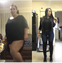Journey, Memes, and Pregnant: Hi my name is Tuba, I am a certified P.T I was always a very big obese girl.In 2012 I made the biggest change and lost 45+kgs(95lbs+) in 10months until I got pregnant I gained so much weight basically all the weight I lost. I'm now back in the grind. I am still breastfeeding my 11month old son! Full time single mother eating the healthy way an not starving myself, working out around 3x a week as much as I can. I'm currently 20.8kgs down (46lbs) follow me on my weight loss journey part 2 😅 @fitmumtuba . . Follow @great_weightloss_inspirations for inspiring stories, tips, humor and a possible feature💞 . . Tag someone, share and motivate!