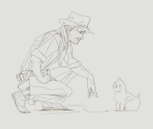 hiddenuntitled: I wish we could pet the cats in Red Dead Redemption 2  You cant pet them because the cats wouldnt stay still while they tried to put the mo-cap suit on them LMAO : hiddenuntitled: I wish we could pet the cats in Red Dead Redemption 2  You cant pet them because the cats wouldnt stay still while they tried to put the mo-cap suit on them LMAO