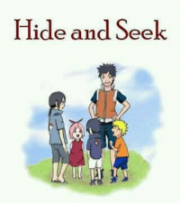 A story from hidden leaf village xD: Hide and Seek A story from hidden leaf village xD