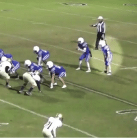 High School senior with Cerebral Palsy lives out his dream of scoring a touchdown on senior night (@sportscenter): High School senior with Cerebral Palsy lives out his dream of scoring a touchdown on senior night (@sportscenter)