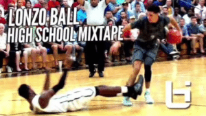 Lonzo Ball's high school mixtape is always a must watch https://t.co/iLfw8Xmes4: HIGH SCHOOLMIXTAPE Lonzo Ball's high school mixtape is always a must watch https://t.co/iLfw8Xmes4