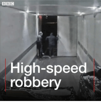 Memes, Police, and Gang: High-speed  robbery This gang of daredevil criminals in Sweden had clearly been watching too many Hollywood films... luckily so have the police. police truck criminal road cctv stunt