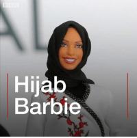 """Barbie, Girls, and Memes: Hijab  Barbie Meet Barbie in a hijab. She is based on US fencing bronze medalist @IbtihajMuhammad. The doll's creator @Mattel says it is planning to release a range of new figures next year modelled by inspirational women. Ibtihaj said she hoped the doll would inspire girls """"to embrace what makes them unique"""". hijab hijabfashion hijabbarbie barbie barbiedoll fencing"""