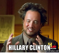 /r/conspiracy in a nutshell: HILLARY CLINTON  ORY.COM  emegenerator.net /r/conspiracy in a nutshell
