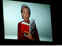 "HillaryClinton made a surprise video appearance at the Grammys reading an excerpt from the book ""Fire and Fury."": HillaryClinton made a surprise video appearance at the Grammys reading an excerpt from the book ""Fire and Fury."""