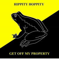 Dogs, Guns, and Lgbt: HIPPITY HOPPITY  GET OFF MY PROPERTY ------------- gay trump hitler lgbt furry thicc meme sports altright antifa guns drumpf blackpower whitepower dogs doggos art nationalist throwcommiesoutofhelicopters