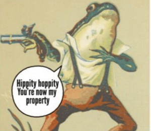 Russian, Crimea, and You: Hippity hoppity  You re now my  property Russian Annexation of Crimea, 2014 (Colorized)