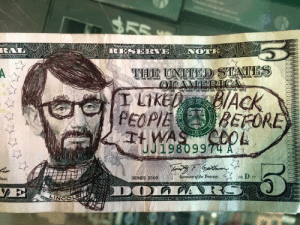 Hipster Lincoln knows what's up!: Hipster Lincoln knows what's up!