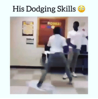 Memes, 🤖, and Skills: His Dodging Skills