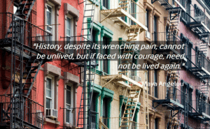 """lifepro-tips:  A blog by NYC Affirmative Psychotherapy to encourage being present,  inspire, and educate. In this moment take a breath and enjoy. http://nycaffirmativepsychotherapy.tumblr.com/ : History, despite its wrenching pain, cannot  be unlived, but if faced with courage, need  not be lived again"""" lifepro-tips:  A blog by NYC Affirmative Psychotherapy to encourage being present,  inspire, and educate. In this moment take a breath and enjoy. http://nycaffirmativepsychotherapy.tumblr.com/"""