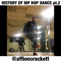Memes, Heroes, and History: HISTORY OF HIP HOP DANCE pt.2  @affioncrockett Shout out to all my heroes who made me dance from day 1! @realpeterock @specialedmusic @erick_sermon @pmdofepmd @therulernyc @diddy @lalahhathaway @buddhastretch (& crew!) @realkenswift @crazylegsbx @popinpete bigdaddykane RobBase TheLOCKERS GregCampbellockJr Fendi andSoManyMore!!
