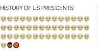 HISTORY OF US PRESIDENTS truestory lmfao petty uspresidents