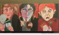 """Memes, Hitler, and Http: Hitler hated this site too  MUGGLENET MEMES.COM <p>The HP trio looking old and haggard&hellip;. found in local café. <a href=""""http://ift.tt/1CrCNce"""">http://ift.tt/1CrCNce</a></p>"""