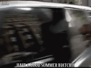 Summer, Good, and Biatch: HlHI  HAME A GOOD SUMMER BIATCH!