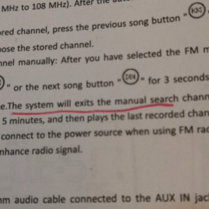 Hmm yes, I wonder if the system will exits manual search: Hmm yes, I wonder if the system will exits manual search