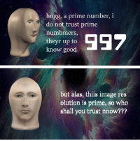 Good, Image, and Who: hngg, a prime number, 1  do not trust prime  numbmers,  theyr up to  know good  but alas, thiis image res  olution is prime, so who  shall you trust nnow???