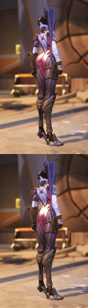 hobgoblinhero: nerdgasrnz:  otherwindow: Concept: Widowmaker, but she visited a chiropractor.  Get a load of this guy  You're RUINING the LORE by ROBBING her of her CYBERNETICALLY ENHANCED TACTICAL ASS : hobgoblinhero: nerdgasrnz:  otherwindow: Concept: Widowmaker, but she visited a chiropractor.  Get a load of this guy  You're RUINING the LORE by ROBBING her of her CYBERNETICALLY ENHANCED TACTICAL ASS