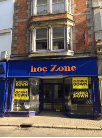 Funny, Hoe, and Down: hoe Zone  CLOSING  CLOSING  DOWN  DOWN  CLOSING  CLOSING  i DOWN  DOWN When you get into a serious relationship https://t.co/Z5HLcQN0ZV