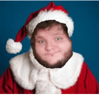 hohoho merry christmas, be good this year and ill make many funny memes this holiday, but be warned i am watching you at all times.: hohoho merry christmas, be good this year and ill make many funny memes this holiday, but be warned i am watching you at all times.