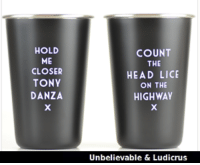Mis-understood lyrics crack me up!: HOLD  ME  CLOSER  TONY  DANZA  X  COUNT  THE  HEAD LICE  ON THE  HIGHWAY  Unbelievable & Ludicrus Mis-understood lyrics crack me up!