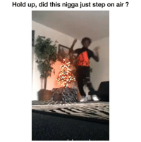 Funny, Video, and Content: Hold up, did this nigga just step on air? So much content up on my video page @ifunnymeme.tv