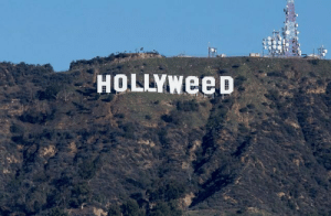 """dexer-von-dexer:  enenkay:  weedstoner:  sexhaver:  afloweroutofstone:  Someone vandalized the Hollywood sign for New Year's  good   I wanna know how they got past all the fences and shit like this is legit not easy to do  I really hope Hollyweed will set the tone for the rest of this year tbh  The best part about this is that it's not even""""vandalism"""" as in destruction of property, either. They just put up stickers to block off part of the O's and then white sheets as bars for the E's. And here's what the stickers are: A peace sign and a heart. This is probably one of the best and most pure pranks I have ever seen. : HoLLYWeeD dexer-von-dexer:  enenkay:  weedstoner:  sexhaver:  afloweroutofstone:  Someone vandalized the Hollywood sign for New Year's  good   I wanna know how they got past all the fences and shit like this is legit not easy to do  I really hope Hollyweed will set the tone for the rest of this year tbh  The best part about this is that it's not even""""vandalism"""" as in destruction of property, either. They just put up stickers to block off part of the O's and then white sheets as bars for the E's. And here's what the stickers are: A peace sign and a heart. This is probably one of the best and most pure pranks I have ever seen."""