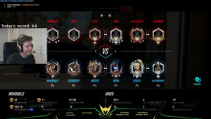 """Tumblr, Blog, and Game: HOLLYWOOD COMPETITIVE PLAY  Today's record: 0-0  VS  SNOW  LRESS  Os  MRWOBBLES  HANZO  31  01:02  3696  19  16,115  10  16 moth-ow:""""fuck this game"""""""
